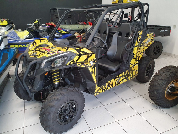 Utv Can-am Trail 800 2018
