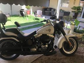 Harley Davidson Fatboy 4000km Original