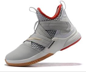 Tenis Nike Lebron James Soldier Xii #26.5 Sports Basquetbal