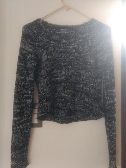 Sweater Tejido Charlote Ruse Importado 8 Vrdes Talla S