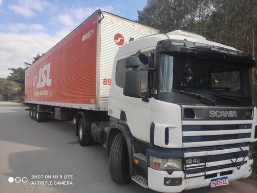 Scania P124 360