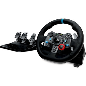 Volante Logitech G29 + Pedalera Ps3 Y Ps4 Gaming
