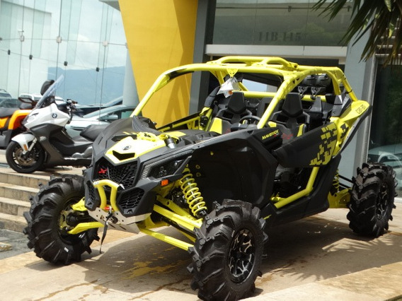 Can Am Maverick X3 X Mr Turbo R
