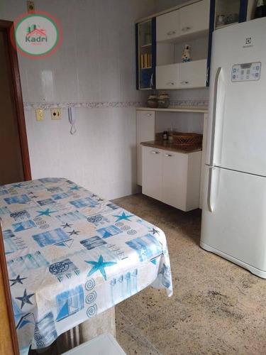 Apartamento Com 3 Dormitórios À Venda, 90 M² Por R$ 380.000,00 - Caiçara - Praia Grande/sp - Ap5422