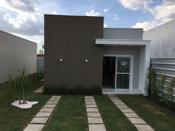Casas De Turim 2/4 Sem Suite, Pode Fgts Na Entrada