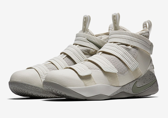 Tênis Nike Lebron Soldier 11 - Nba Basquete