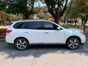 Nissan Pathfinder 3.5 Exclusive Awd 2014 4x4