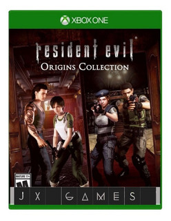 Resident Evil Origins Collection Xbox One -