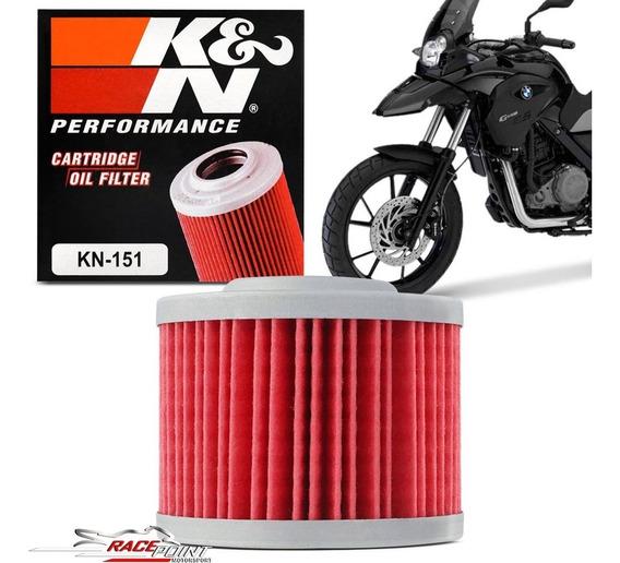 Filtro Oleo K&n Kn-151 Bmw G 650gs F 650 Gs 2004 A 2017