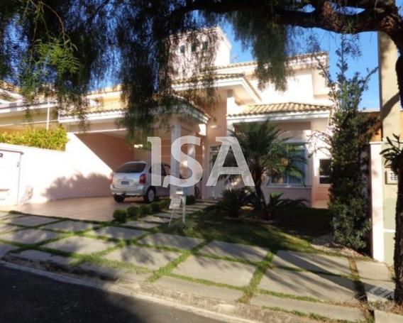 Casa Venda, Condomínio Lago Da Boa Vista, Sorocaba, 4 Dormitórios, 2 Suites, Escritório, Lavabo, Sala 2 Ambientes, Cozinha Planejada, Despensa - Cc02335 - 34316205