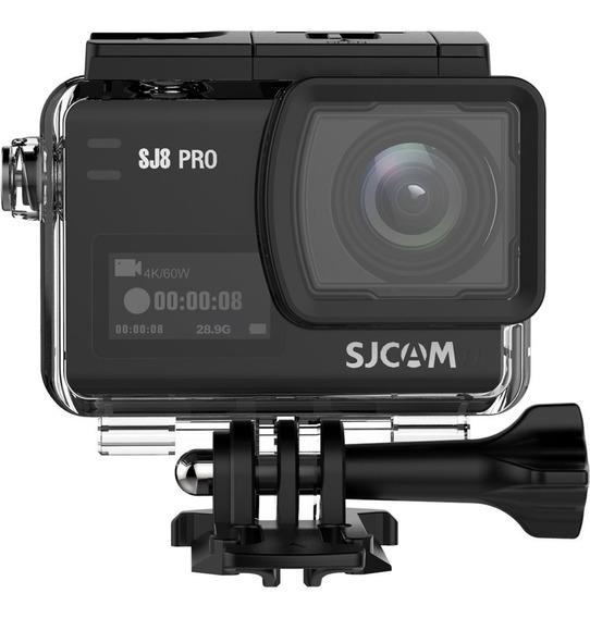 Câmera Sj8 Pro Original Wi-fi Youtube Vlog 4k 60fp 12mp