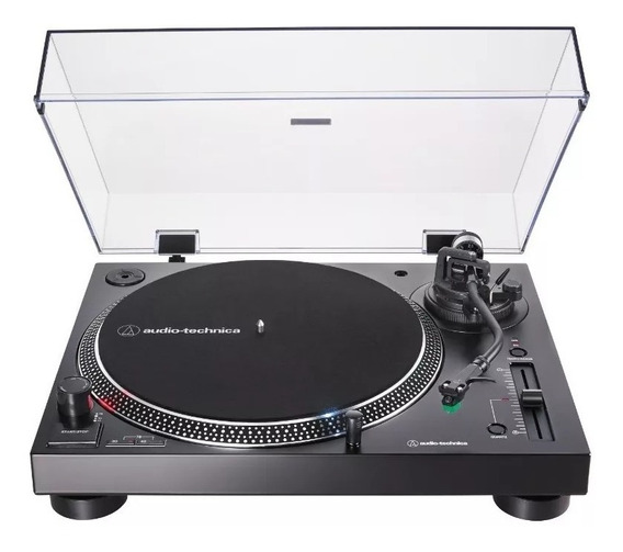 Toca Discos Audio-technica At-lp120x Usb - Novo Modelo
