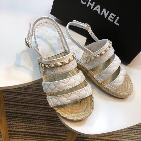 Chanel Sandália Feminina - Cc002
