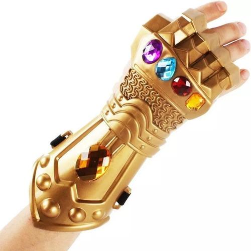 Thanos Guantelete Guante Del Infinito Infinity Villa Urquiza