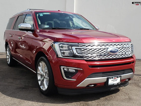 Ford Expedition Platinum Max 4x4 Vino 2018