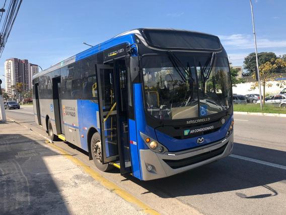 Ônibus Urbano Mascarello 0km Com Ar Condicionado