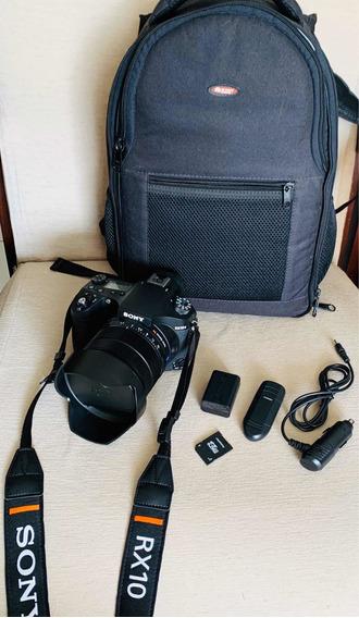 Câmera Sony Rx10 Mark Iii