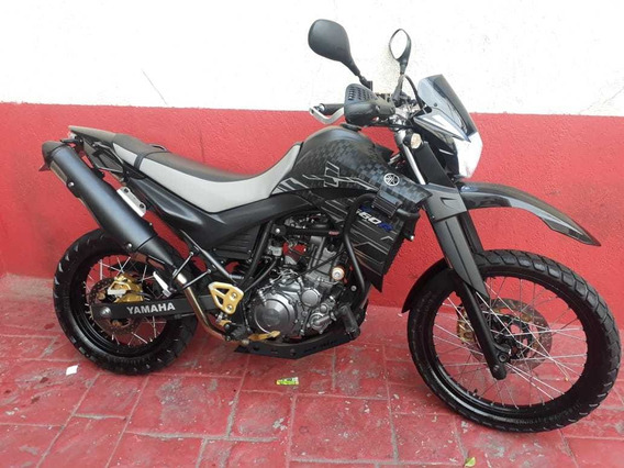 Yamaha Xt 660r 2013 Preta