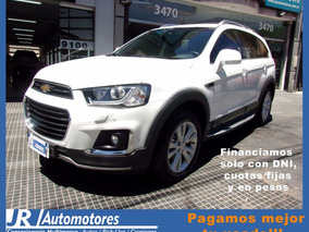 Chevrolet Captiva 2.2 Diesel Awd Ltz At6