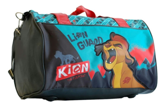 Bolso Disney Guardia Del Leon Pileta Club #64588 Mundomanias