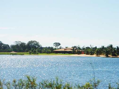 Excelente Fazenda 11.829 Hectares Em Jussara Goiás