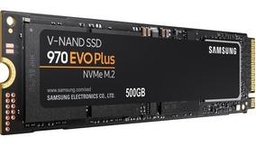 Ssd Samsung 970 Evo Plus Mlc 500gb M.2 Mz-v7s500b/am