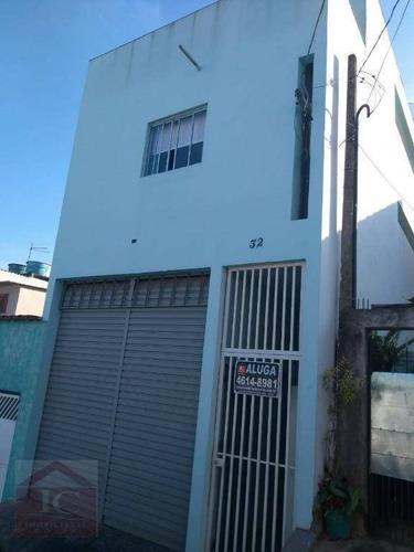 Galpão À Venda, 180 M² Por R$ 400.000,00 - Jardim Japão (caucaia Do Alto) - Cotia/sp - Ga0026