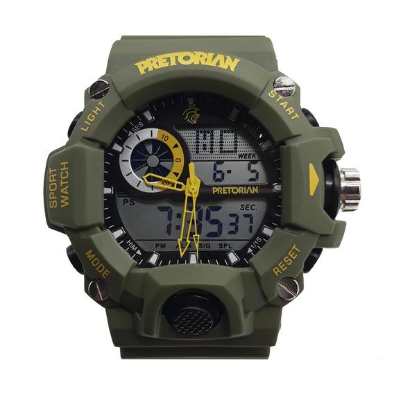 Relógio Pretorian Army Green ( Wprt-04-3)