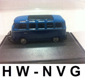 Malibu 1:87 Vw Volkswagen Kombi Bus T1 Samba Ho