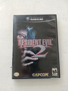 Resident Evil 2 Nintendo Game Cube