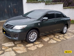 Toyota Corolla Xli 1800cc - Mod 2014