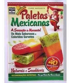 Livro Paletas Mexicanas
