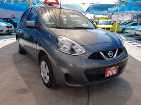 Nissan March 2016 1.6 Sense Mt