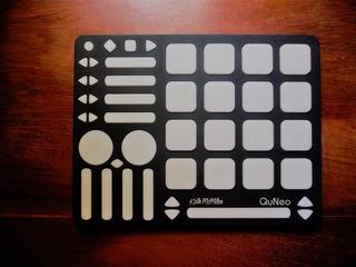 Controlador Midi Quneo - Keith Mcmillen -