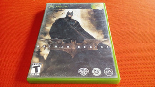 Batman Begins Xbox Clasico