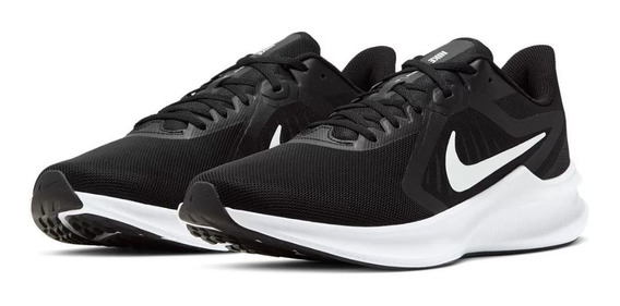 Tênis Nike Downshifter 10 Preto Original C/nota Fiscal
