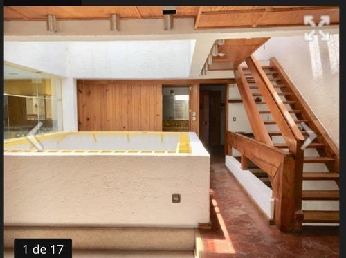Venta Casa En Santa.ursula Xitla, Tlalpan 5,500,000