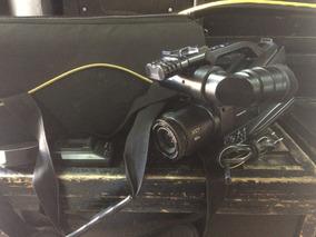 Filmadora Panasonic Ag-dvc60p Completa Em Perfeito Estado!!!
