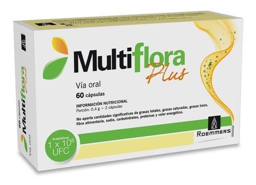 Multiflora Plus X 60 Cápsulas