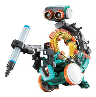 Robot Stem Juguete Educativo Kit Para Armar Robotica