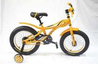 Bicicleta Fat Bike Rodado 16
