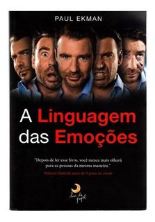 Livro - A Linguagem Das Emoções - Paul Ekman