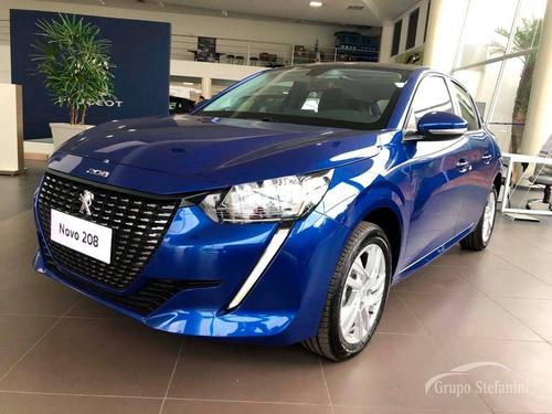 Peugeot 208 1.6 16v Flex Active Pack At6