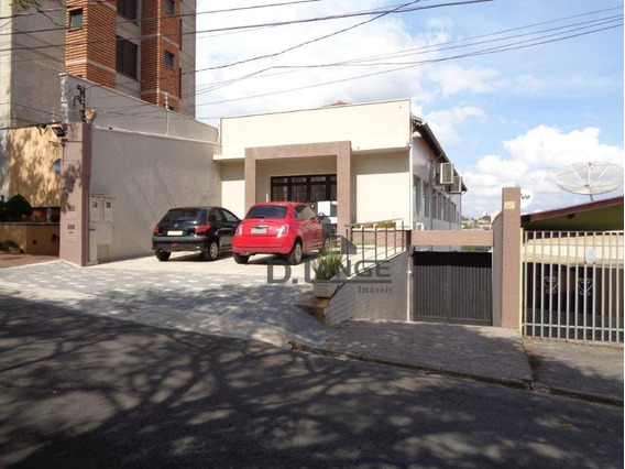 Sala Comercial Para Profissionais De Estética, Taquaral, Campinas. - Sa1742