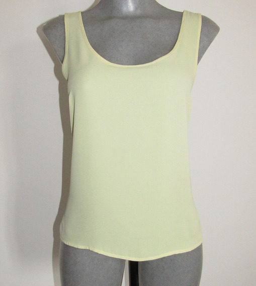 Forever 21 Linda Blusa /top Talla Chica