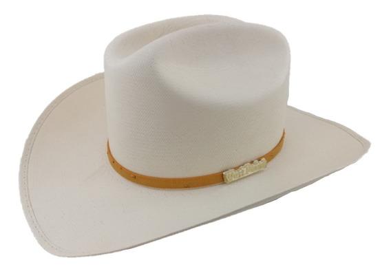 Sombrero Vaquero 150 X Marca West Point Color Natural Nylon