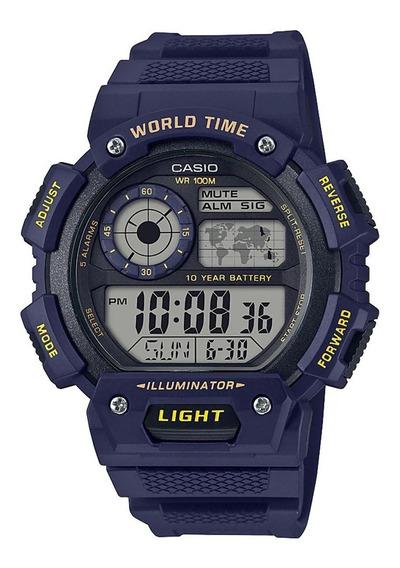 Reloj Casio Digital Ae1400 Ghiberti