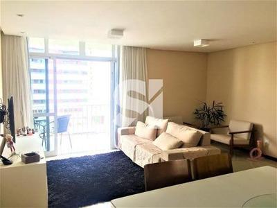 Excelente Apartamento Três Suítes-pituba - Fs0252