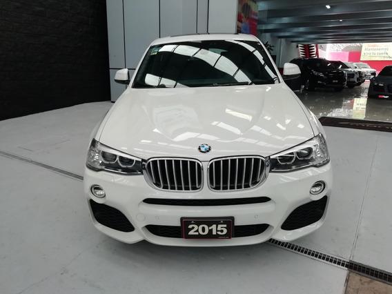 Bmw X4 Xdrive35 M Sport 2015
