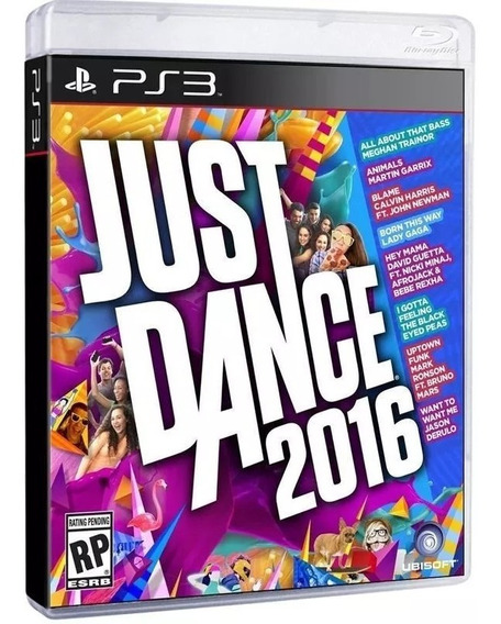 Just Dance 2016 - Midia Fisica Original E Lacrado - Ps3